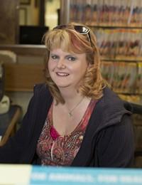 Tammy Shepherd Receptionist